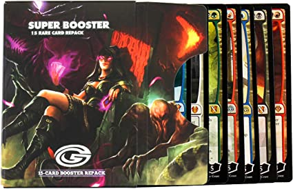 The Gathering 15 Card Repacked Boosters MTG Magic