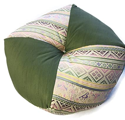 Amazon.com: Yoga Zabuton Meditation Cushion (14 Inch ...