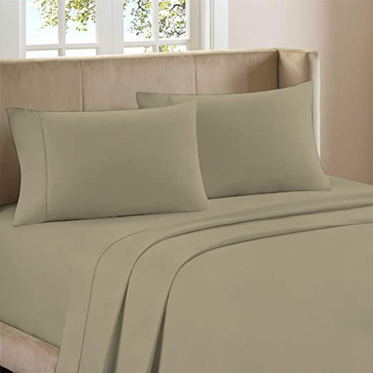 Amazon Com Ultimate Percale 400 Thread Count 100 Cotton Premium Bed Sheets Set 3 Piece Sheet Set Twin Sheets Percale Weave Classic Z Hem Super Soft Finish Fitted Sheet Fits Upto 17 Deep Pocket,Indian Island Kitchen Designs