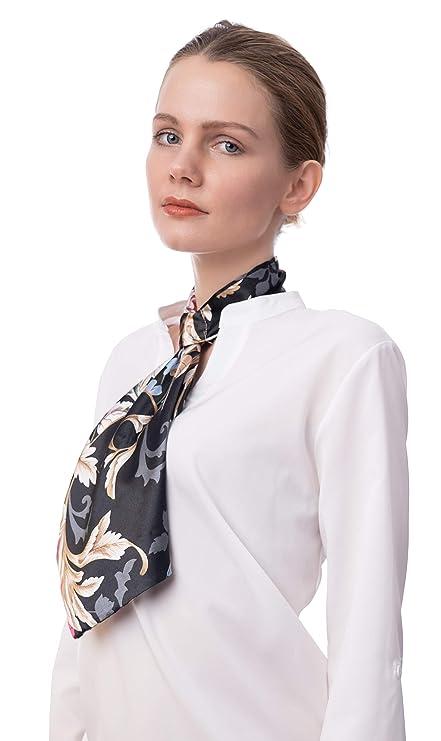 CAMELISETE - Pañuelo de corbata francesa | Diseño de nudo floral ...