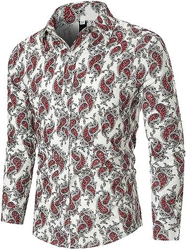 Popular. Blusa de impresión étnica para Hombres, Camisa de ...
