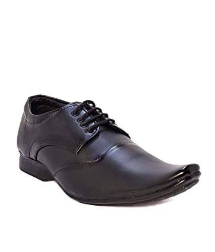 e9f19a6b4878 BLUE POP Office Use Wedding Leather Formal Shoes for Men s and Boys  Buy  Online at Low Prices in India - Amazon.in