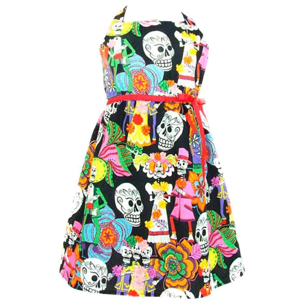 Hemet Kid's Novios Dress Black 2T