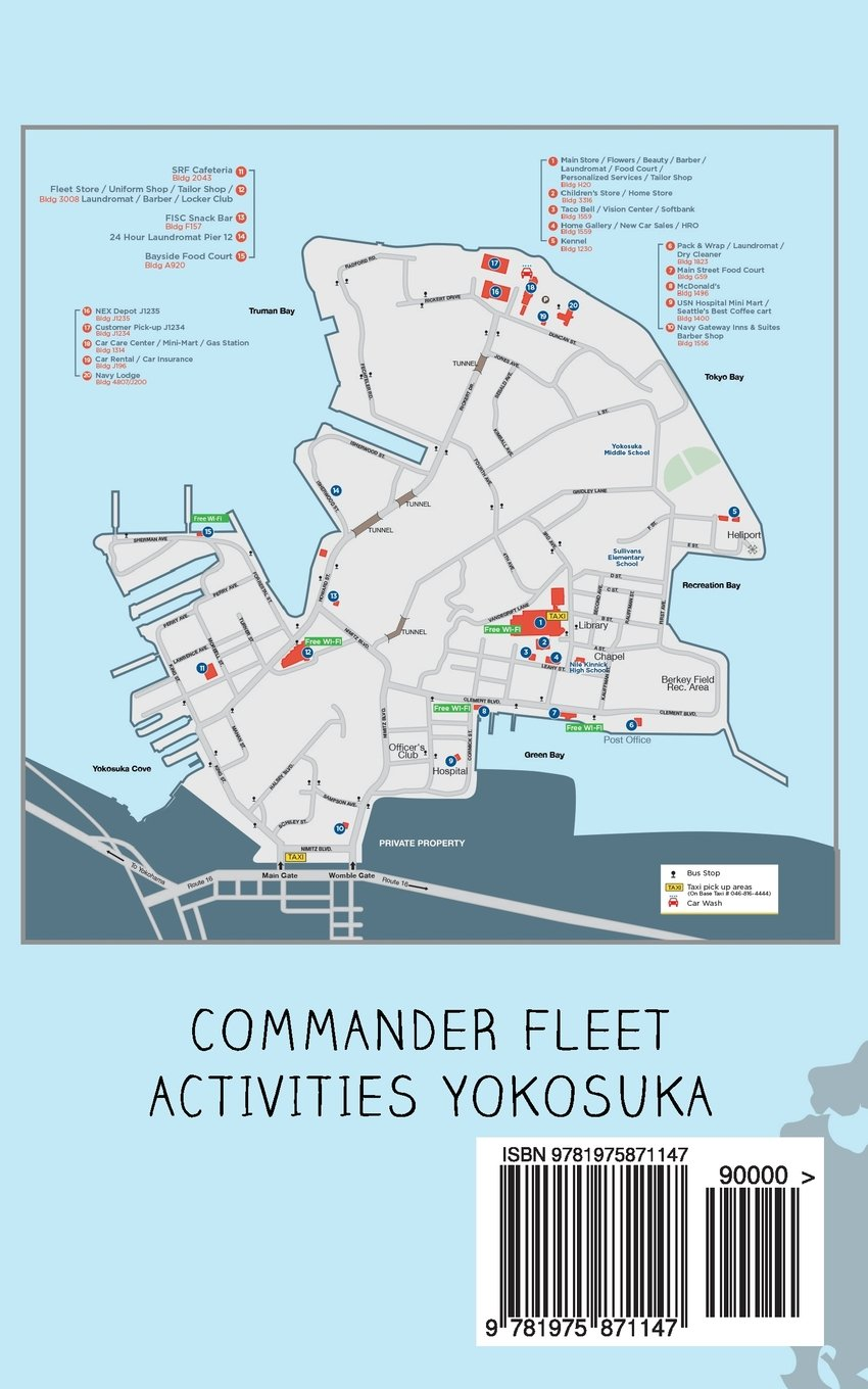 Welcome to Yokosuka: A Practical Guide On How to PCS to
