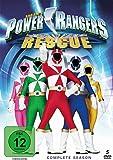 Power Rangers - Lightspeed Rescue - Die Komplette Staffel 8 [5 DVDs]