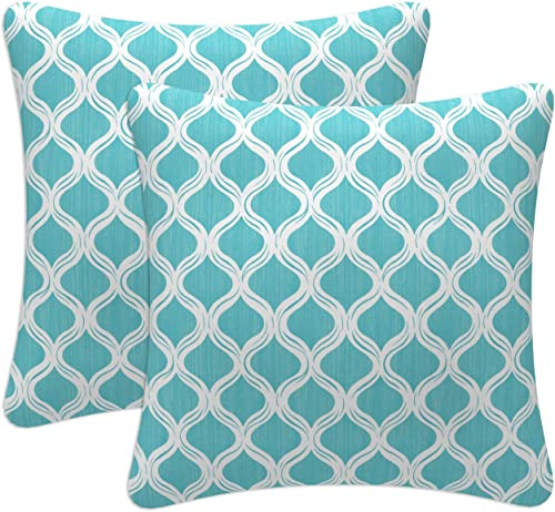 Fabritones Decorative Outdoor Pillow