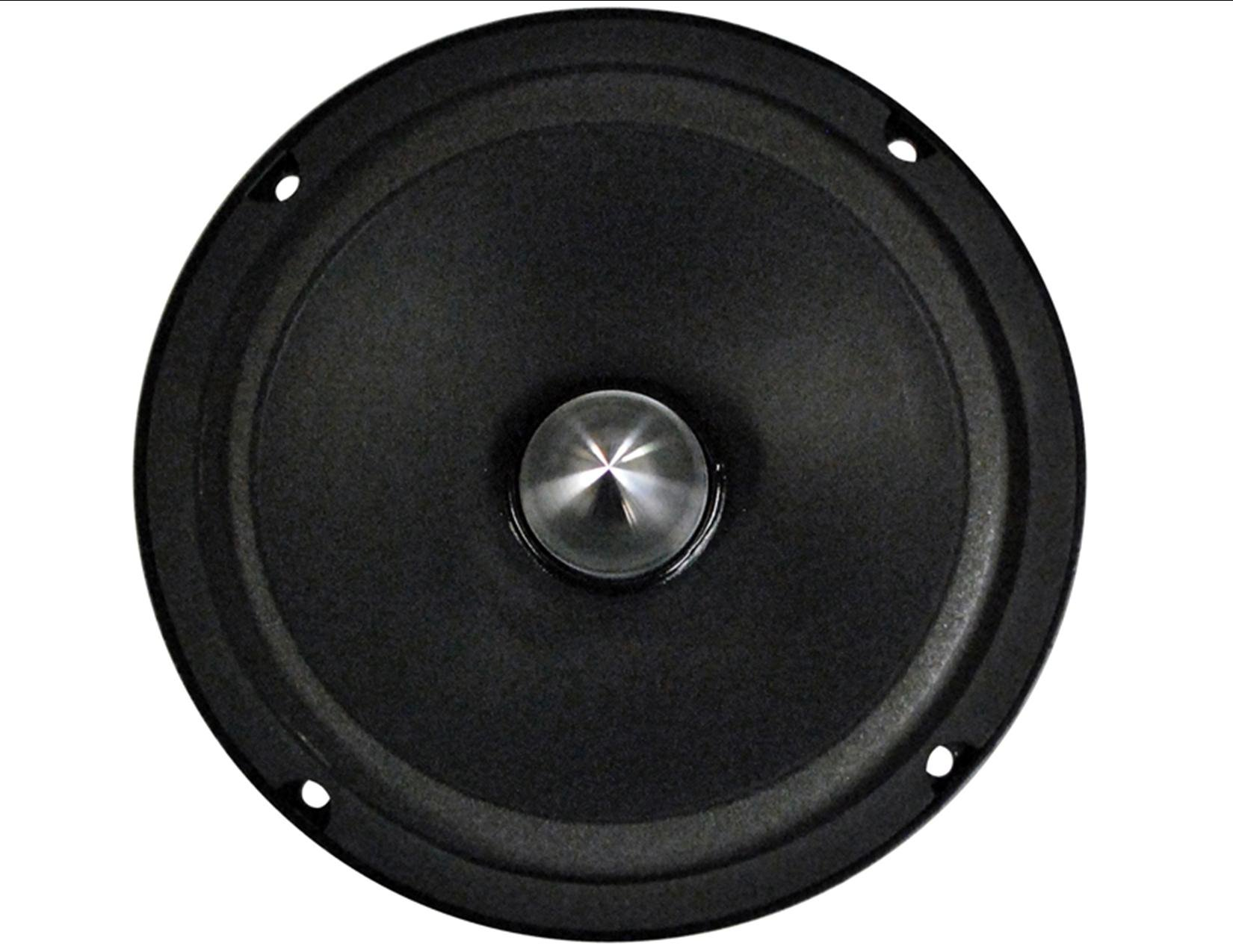 American Bass MX65DB - 6 1/2'' Speaker Midrange 400W W Bullet Open Back High Performance (Sold Individually)