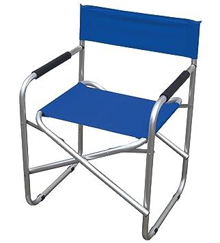 Biacchi Gianfranco S1622027 - Silla de Camping (Azul ...