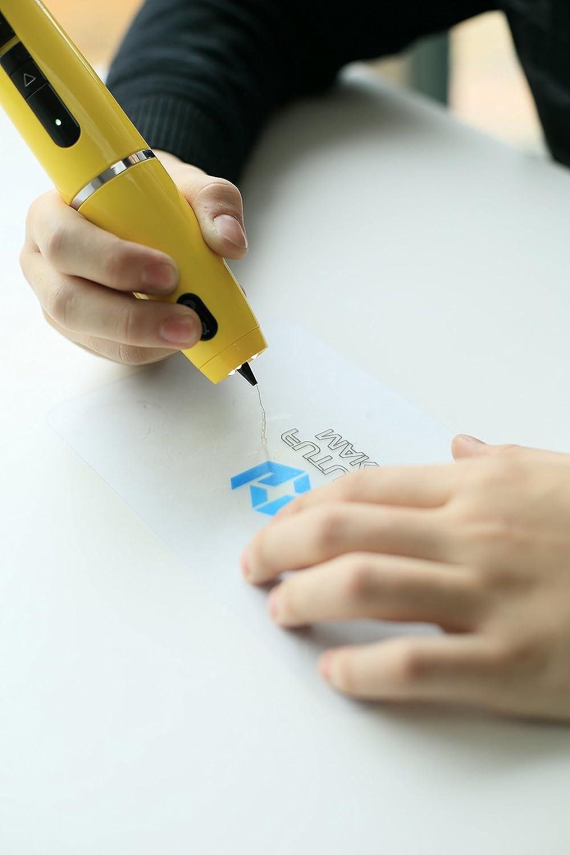 Worlds First Resin Pen Future Make Polyes Q1 UV Light 3D Printing Pen 100/%...