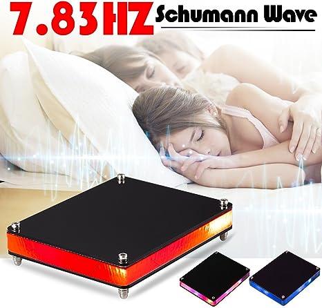 Office Tea Ceremony 7.83HZ Adjustable Schumann Wave Ultra-low Frequency Pulse Generator for Relax in Bedroom