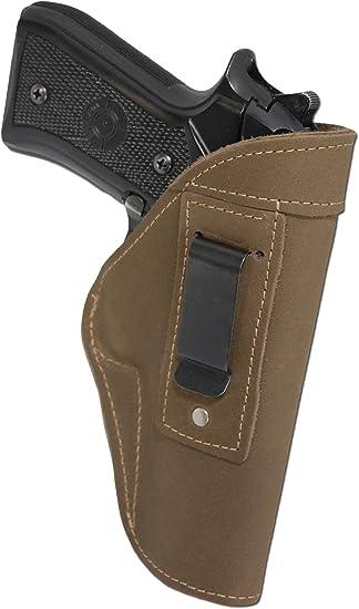 NEW Barsony Burgundy Leather IWB Gun Holster for Astra Beretta Compact 9mm 40 45