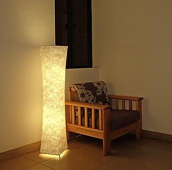 Tissu Pour Chaud Chambre Lampe De Jour 26x26x132cmblanc Plissé Ampoules Moderne Led Salon Sol En Gimify Abat Decoration Lampadaire Avec 2 Design PXuTklwOZi