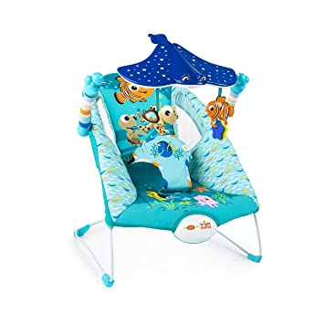 ffeb0d1b0a6 Disney Baby Finding Nemo See & Swim Bouncer