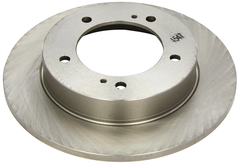 ABS 15657 Discos de Frenos la Caja Contiene 2 Discos de Freno