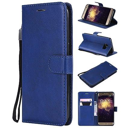 Funda para Galaxy S7 Edge, MeganStore Estilo Billetera ...