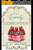 Candy Corruption (The Cozy Café Mysteries Book 2)