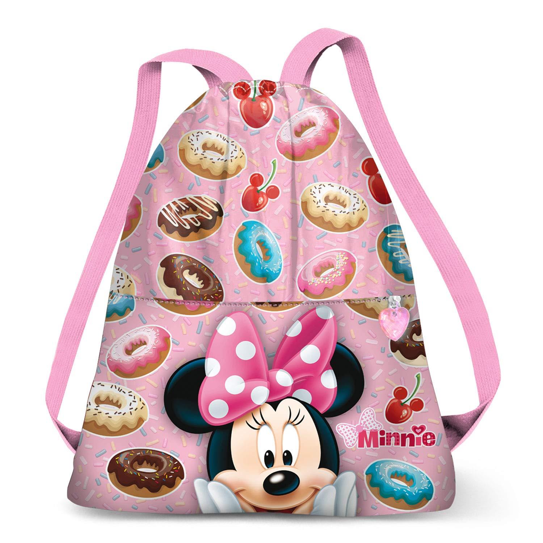 Minnie Mouse Yummy-Saco de Cuerdas Strap