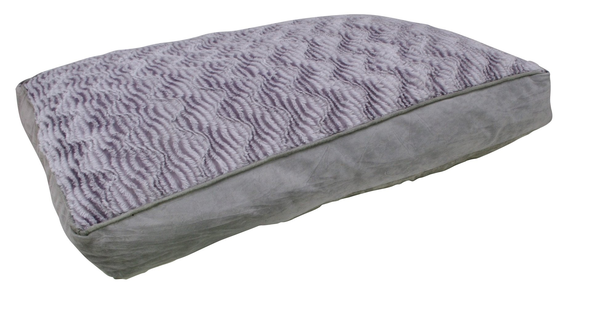 Dogit Style Wild Animal Large Mattress Bed, Gray