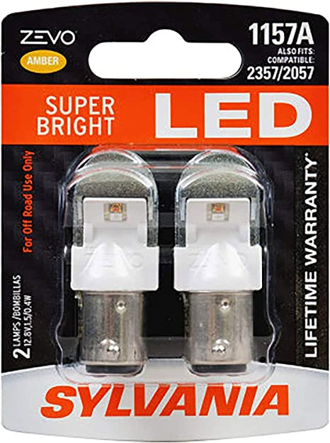 Vision X Lighting HIL-1157A Amber LED Replacement Bulb