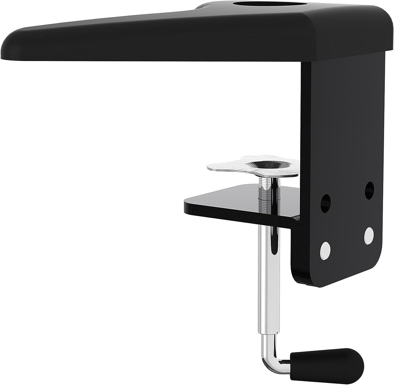 HFTEK HF07B Support de Bureau pour /écran Support de Table pour Moniteur Desk Mount Bracket 13 /à 27 Pouces avec VESA 75//100