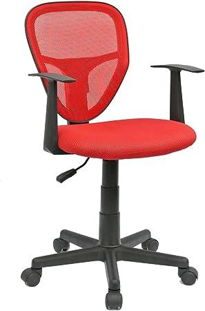 chaise de bureau pour enfant amazone