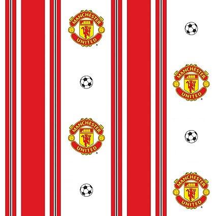 manchester united stripe wallpaper