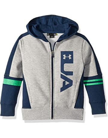 7acc37c61fb086 Under Armour Boys  Zip Up Hoody
