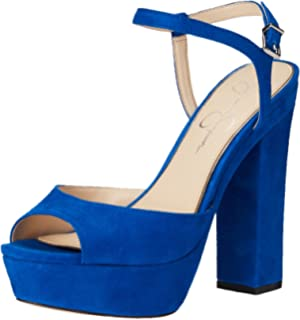 5215b37883a Jessica Simpson Women s Lorinna Heeled Sandal