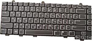 Dell Keyboard (RUSSIAN), WFDH8