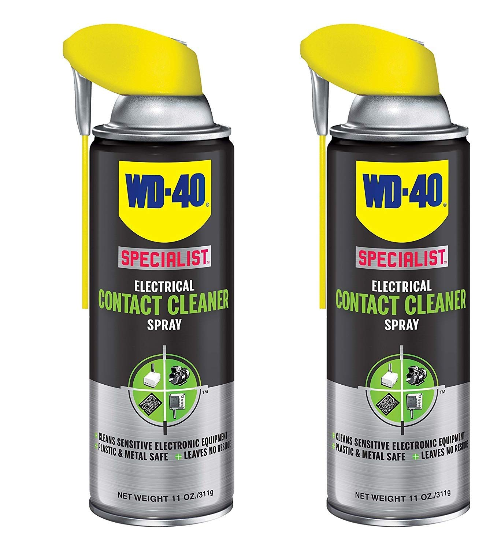 WD-40 Specialist Electrical Contact Cleaner Spray limpiador de ...