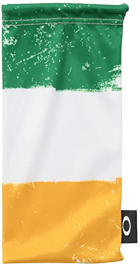 fb481d7e024 Oakley Country Flag Microbag Sunglass Accessories - Ireland Flag   One Size