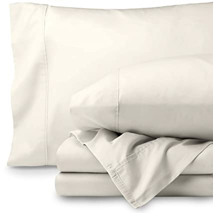 Amazon.com: Egyptian Cotton 300 Thread Count Sateen Twin Extra