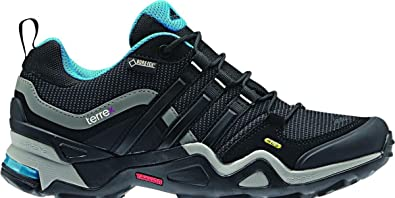 hot sales a6b58 0967c adidas Terrex Fast X GORE-TEX Womens Trail Walking Shoes - AW15-9 Black