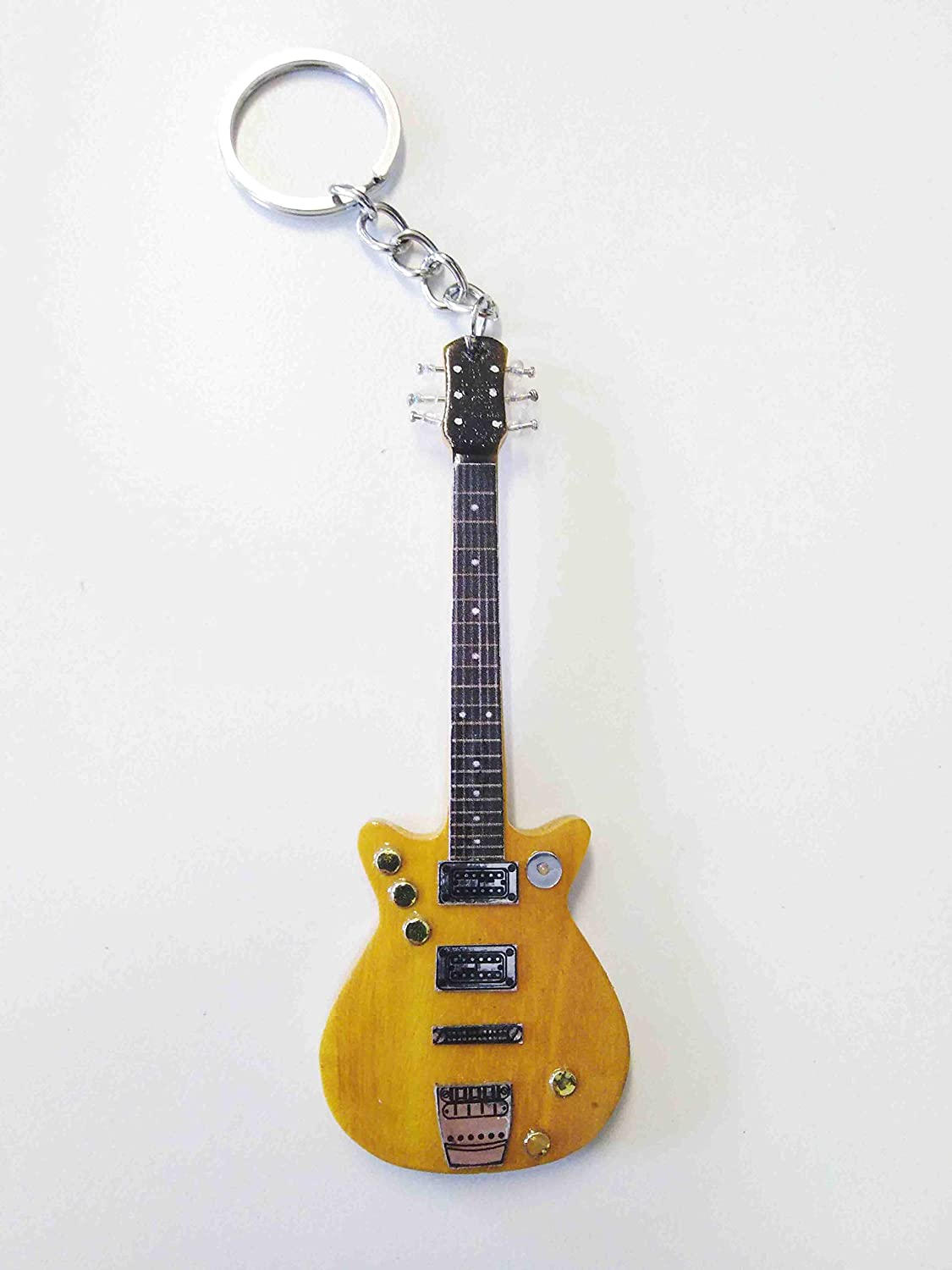 Malcolm Young (AC/DC): Gretsch Battle Scarred 1963 Jet ...