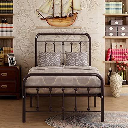 Lovely Wrought Iron Bed Frames