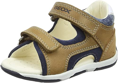 Geox Unisex-Child TAPUZ BOY 6 Sandal