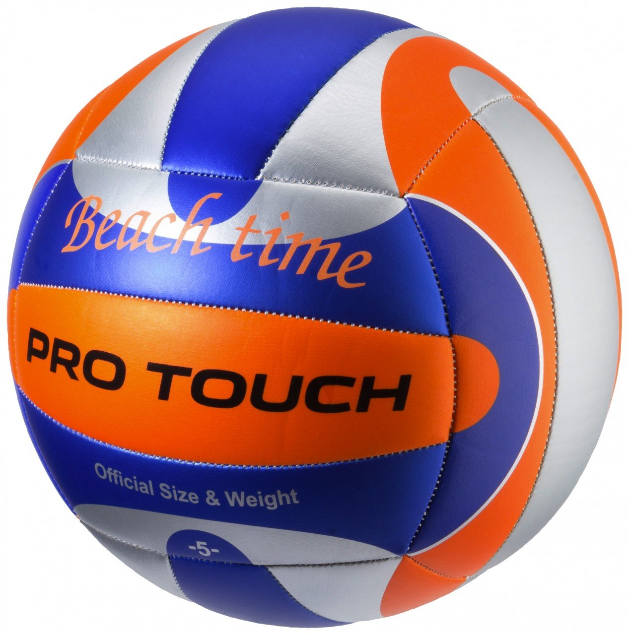 PRO TOUCH Beach-Volleyball Beach Time BLAU/SCHWARZ 5 PRR8A|#Pro Touch 214678
