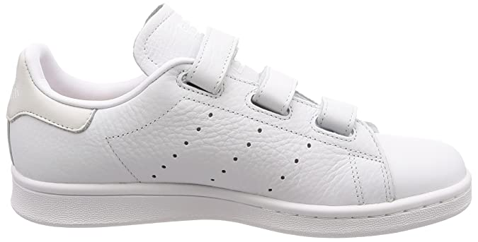 best loved d4ad4 f0c14 adidas Originals Mens Stan Smith Cf FtwwhtFtwwhtFtwwht Sneakers - 10  UKIndia (44.67 EU)(CQ2632) Buy Online at Low Prices in India - Amazon.in