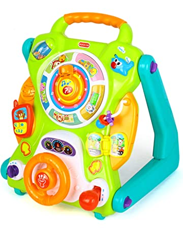 Baby First Steps Activity Walker Trolley Toys Children Kids Boys and Girls