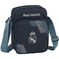 Safta Real Madrid 2 Bolso Bandolera 22 cm