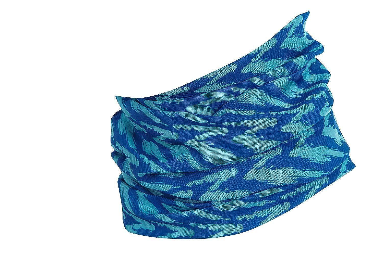 bandana Hilltop Multi Funzione Panno MOTO foulard sciarpa Tubo Panno