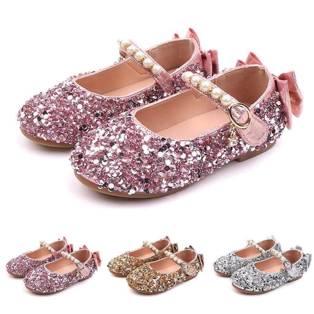 Amazon.com: Moonker - Zapatos de danza para niños de 3 a 12 ...