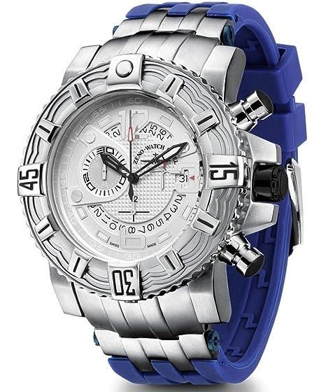 Zeno-Watch Reloj Mujer - Neptun 2 Cronógrafo - 4538-5030Q-i4: Amazon.es: Relojes
