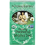 Organic Peaceful Mama Tea, Safely Calming for Pregnancy and Beyond, 16 Teabags/Box