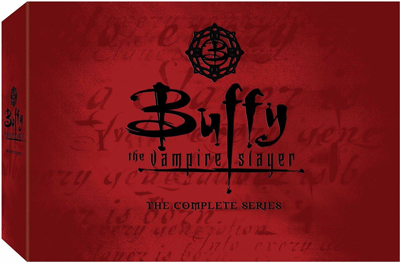 Buffy: The Vampire Slayer Complete Series Season 1-7 (DVD 2017, 39-Disc Box Set) YammaMarket