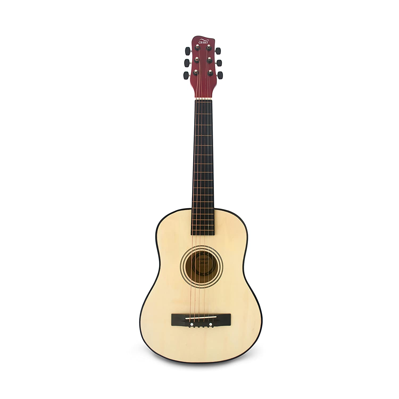 CB SKY 30-inch Junior/Student Acoustic Guitar/Beginner/ Kids musical toys, musical instrument