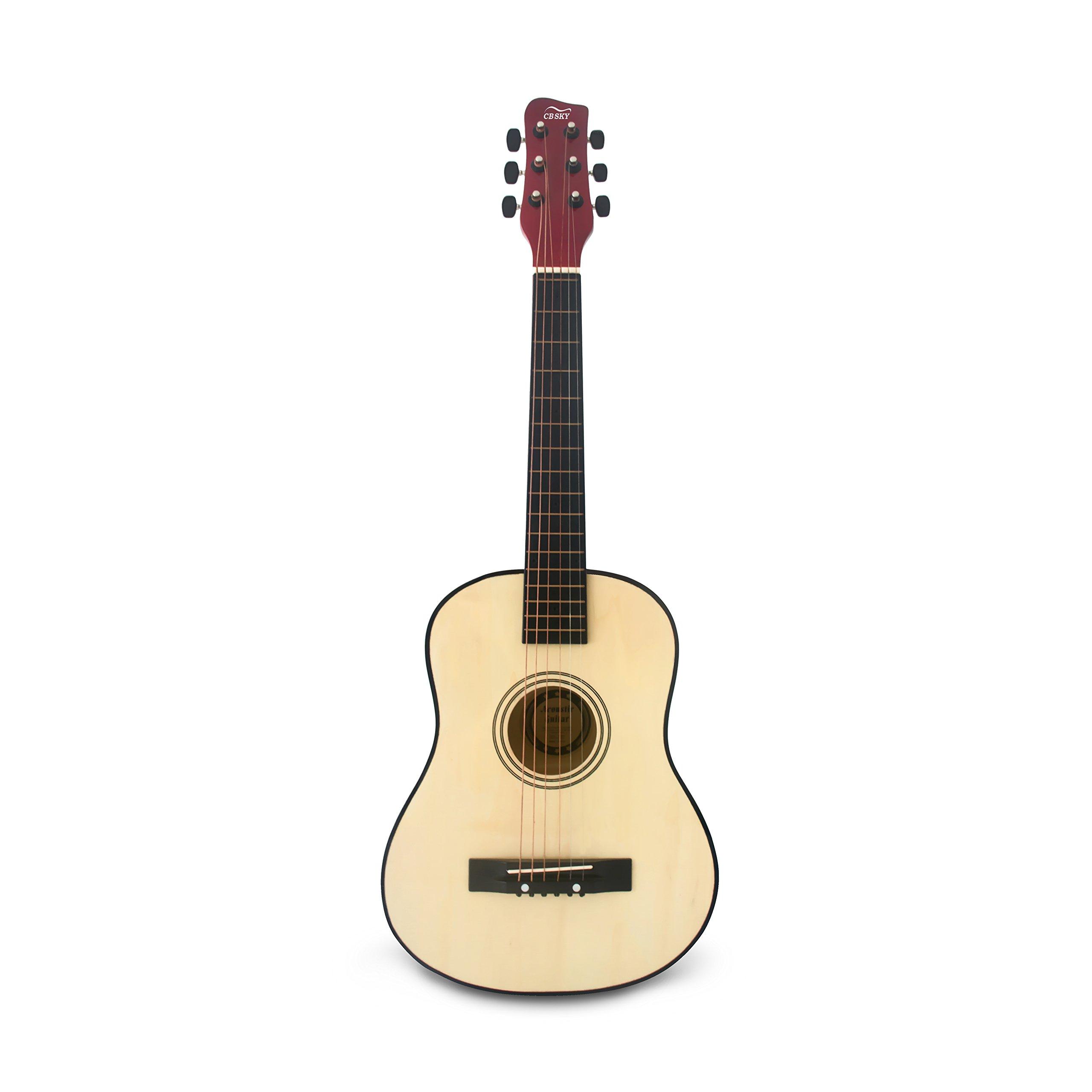 CB SKY 30-inch Junior/ Student Acoustic Guitar/ Beginner/ Kids musical toys, musical instrument