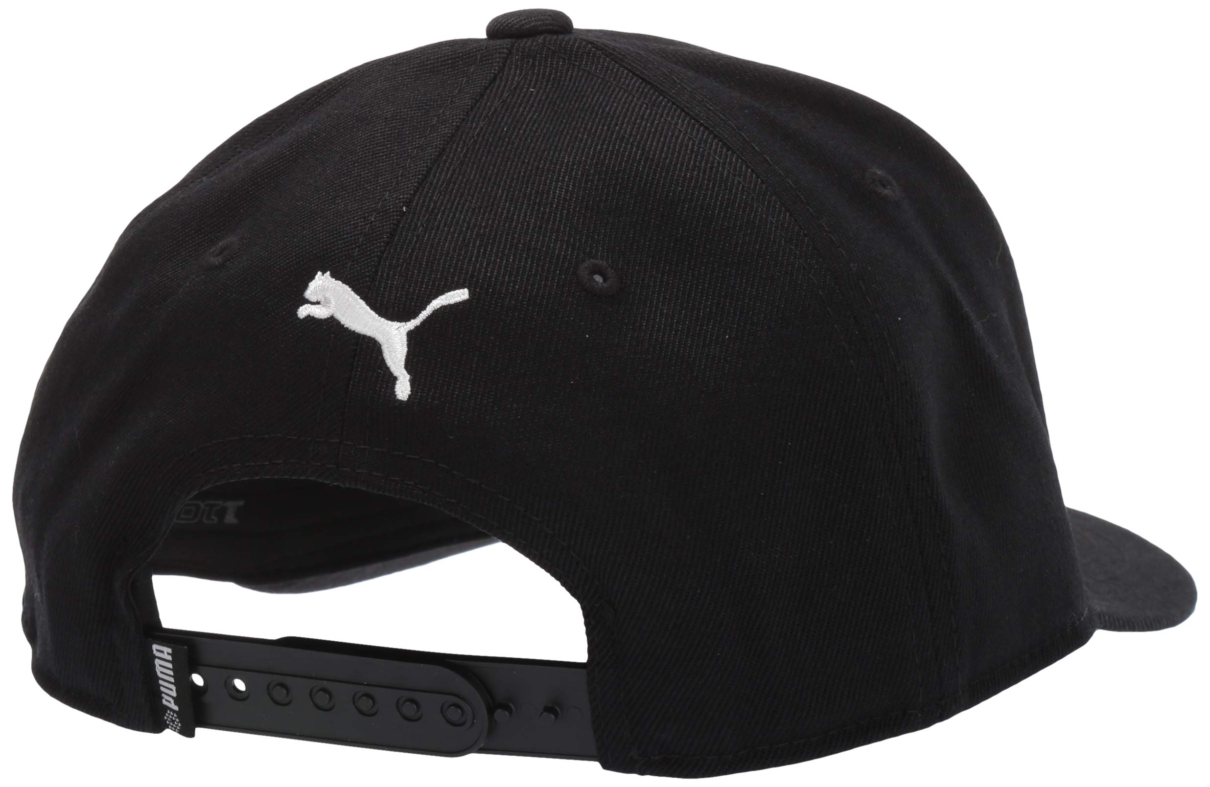 Puma Golf 2018 ''P'' Snapback Hat (Puma Black, One Size) by PUMA (Image #2)