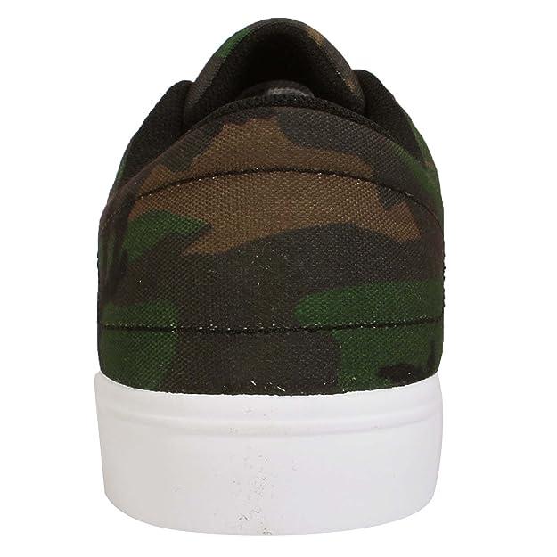check out 2cb0e 85010 Amazon.com   NIKE SB Portmore Canvas Mens Trainers 723874 Sneakers Shoes (UK  7 US 8 EU 41, Black White 011)   Fashion Sneakers