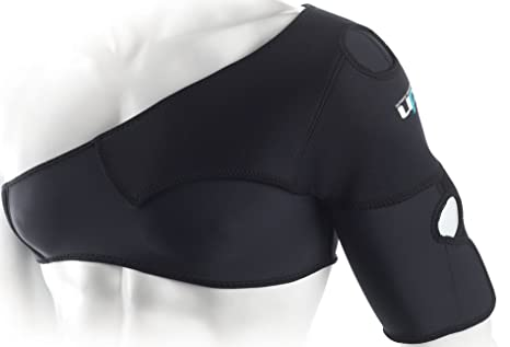 1a315813ee Amazon.com : Ultimate Performance Neoprene Shoulder Support - SS19 ...